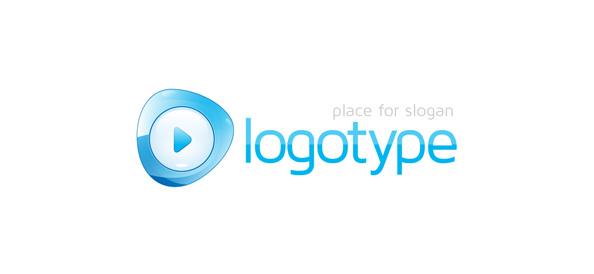 Entertainment Logo Design Template