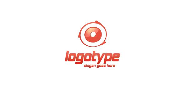 Service Logo Design Template