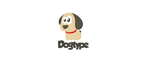 Free Dog Logo Template