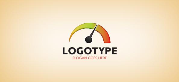 Car Gas Mileage Logo Template - Free Logo Design Templates