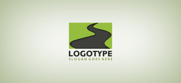 road logo template free logo design templates