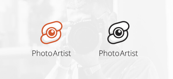 Free Photography Logo Template Design