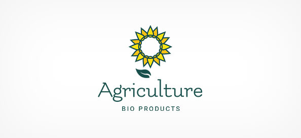 Free Bio Company Logo Template
