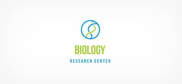 Free Biology Logo Template