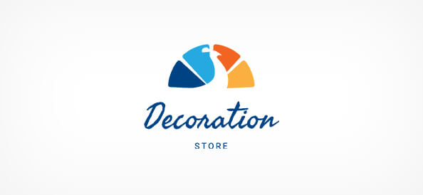 Free Peacock Logo Design