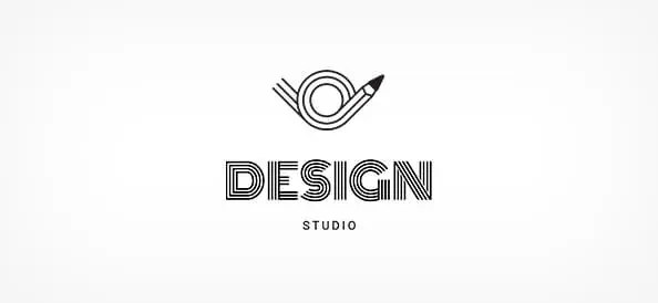 Free Design Studio Logo Template