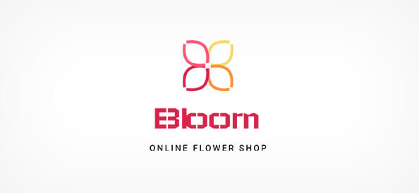 Free Flower Shop Logo Design