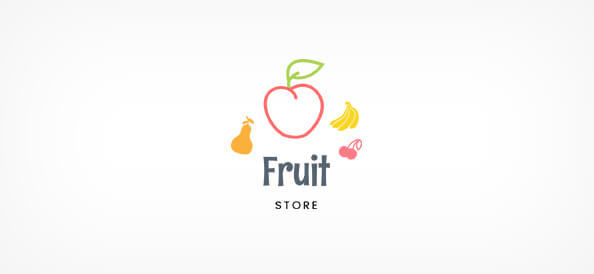 Free Grocery Store Logo Design Template