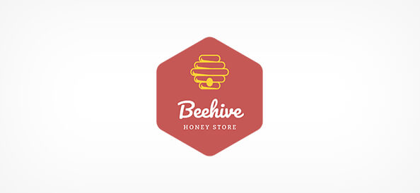 Free Honey Logo Template