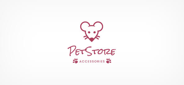 Free Pet Store Logo Design