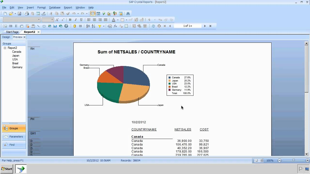 Crystal Reports Versions - Cover Letter Resume Ideas