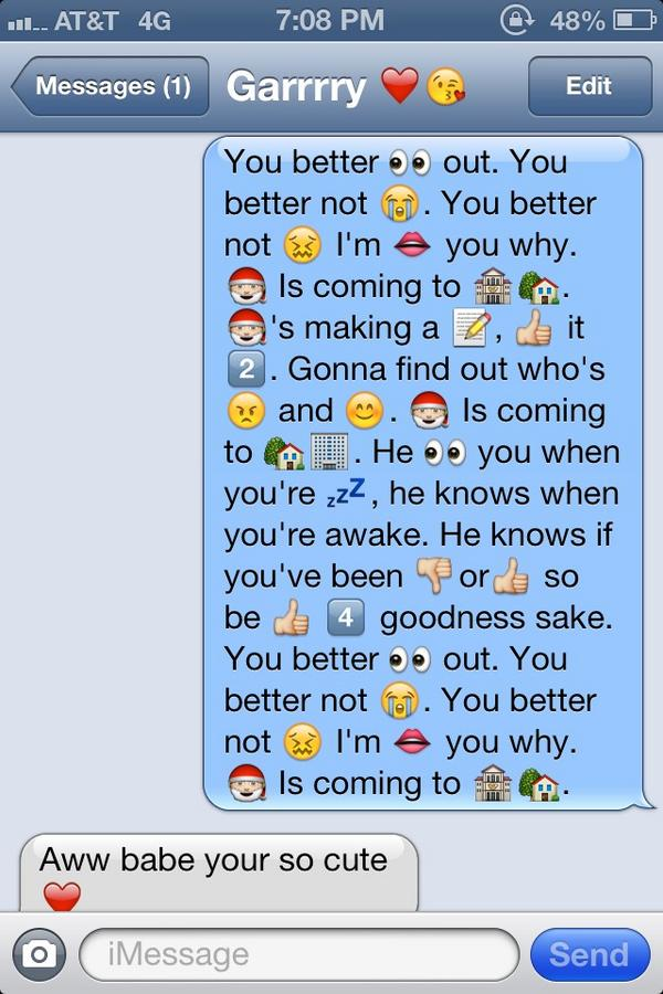 35 funny emoji text