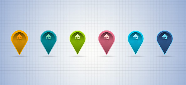 6 PSD Location Pointers