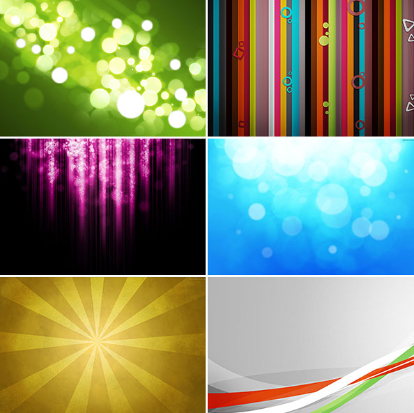 Abstract Background Set Preview