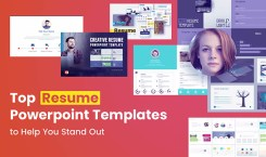 Top Resume Powerpoint Templates