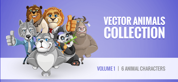Vector Characters Archives - Free PSD Files