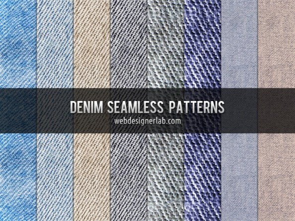 tileable denim patterns