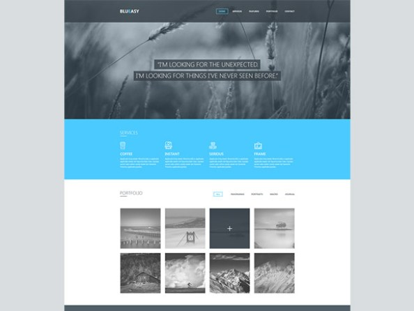 free website-template