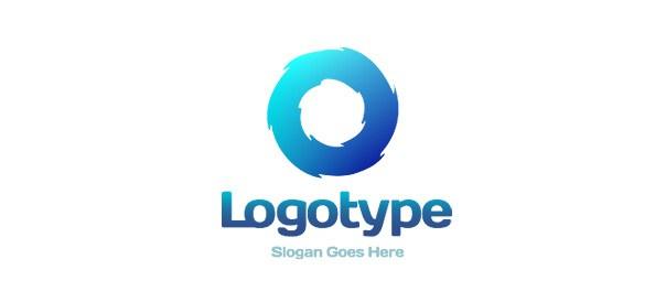 Free_Logo_Design_in_Zig_Zag_Shape
