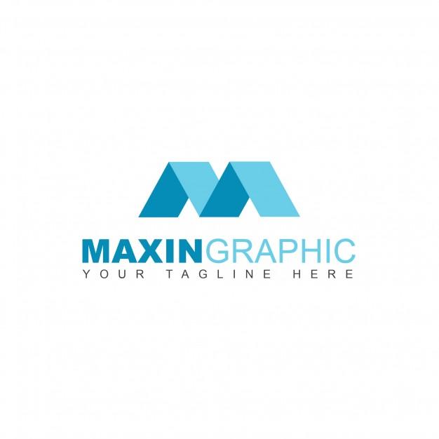 geometric-m-logo