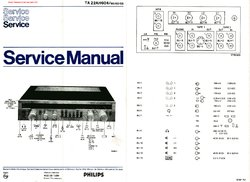 Philips 22AH604 Free service manual pdf Download