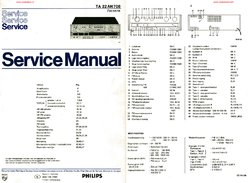 Philips 22AH708 Free service manual pdf Download