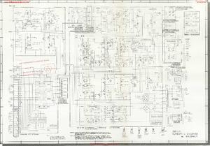 AKAI AM-U41 SCHEMATIC ONLY Free service manual pdf Download