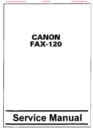Free Canon Service Manual Download Pdf : Canon Uc10e Pdf