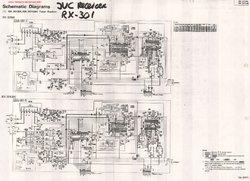 JVC RX-301BK RX-301LBK KOPIEEN Free service manual pdf