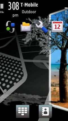 screensavers for samsung omnia