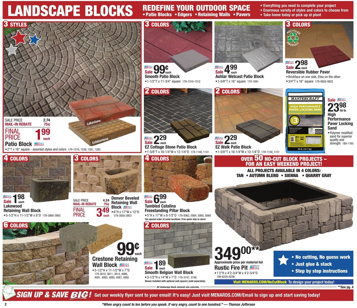 menards current weekly ad 06 23 07 06