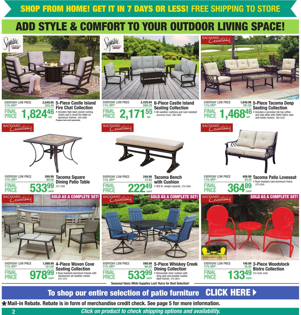 menards current weekly ad 05 31 06 06