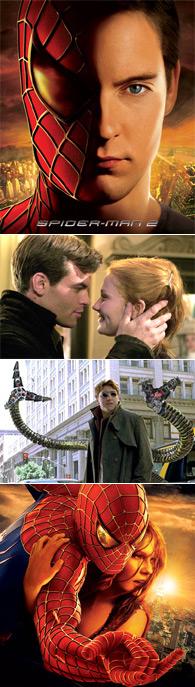 Spider Man 2 John Jameson : spider, jameson, Spiderman