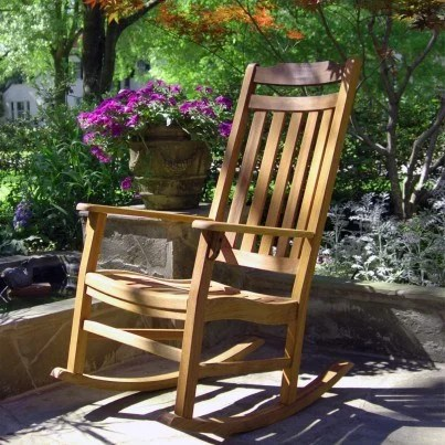 outdoor rocking chairs folding quad chair parts world s finest rocker natural oil