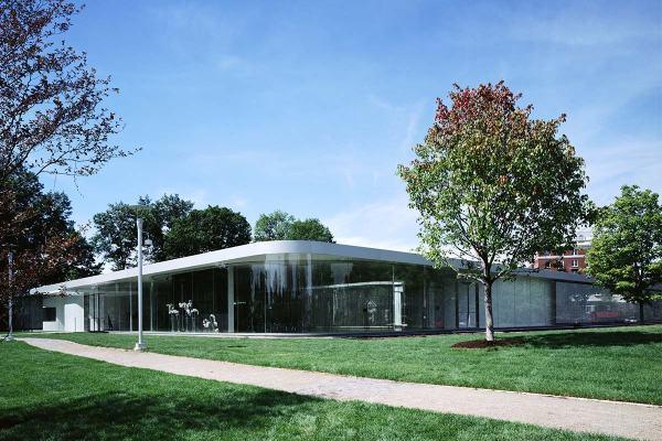 Art Glass Pavilion Toledo Museum