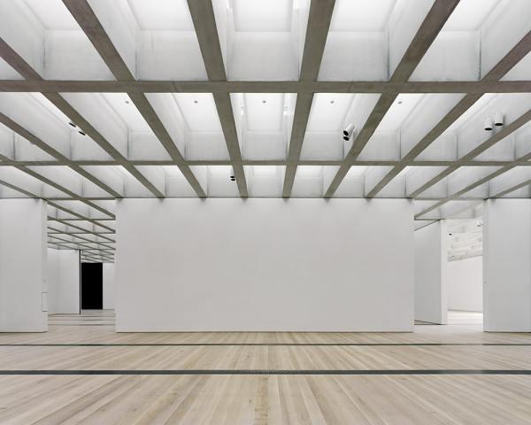 Saint Louis Art Museum Expansion Front