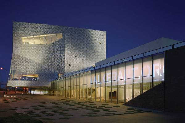 Walker Art Center Expansion And Renovation Front