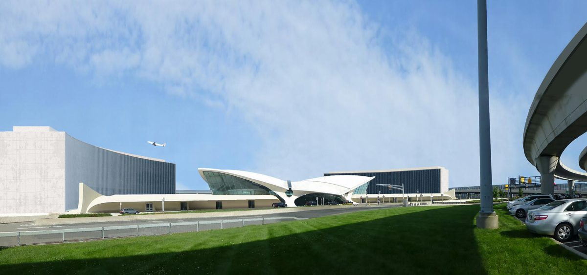 News  Exciting New Details Emerge for the TWA Terminal