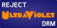 Rejeite o DRM Ultravioleta