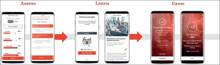 Pwc Makes Digital Fitness App Available For Use Free Of Charge Daily Ft