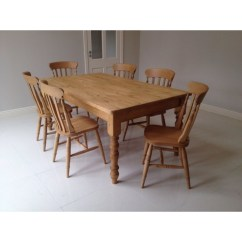 Country Style Kitchen Tables Planning Tools Classic Farmhouse Table Jpg