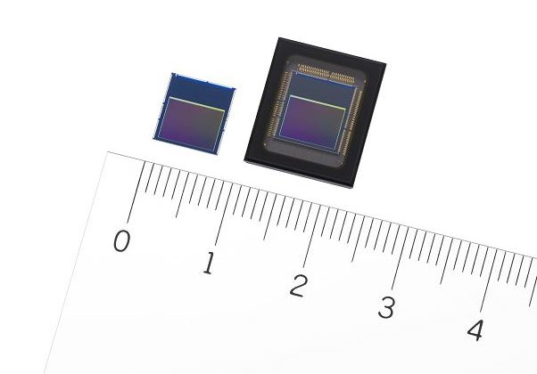 IMX500 As A Bare Chip And IMX501 As A Package Product