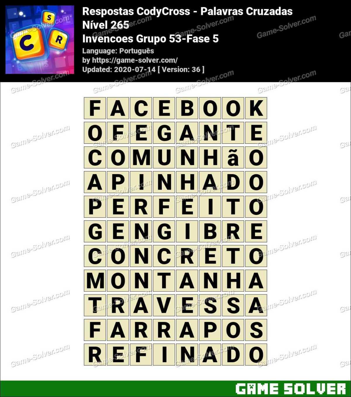 Respostas CodyCross Invencoes Grupo 53-Fase 5