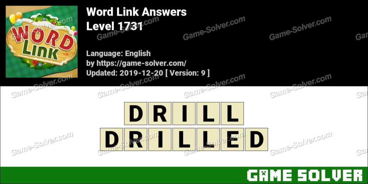Word Link Level 1731 Answers