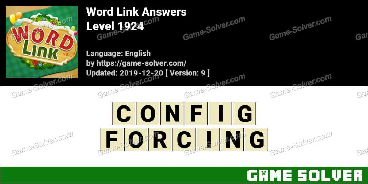 Word Link Level 1924 Answers