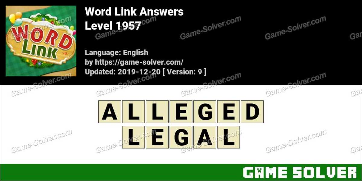 Word Link Level 1957 Answers