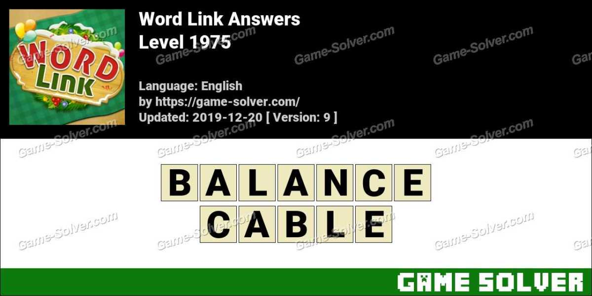 Word Link Level 1975 Answers