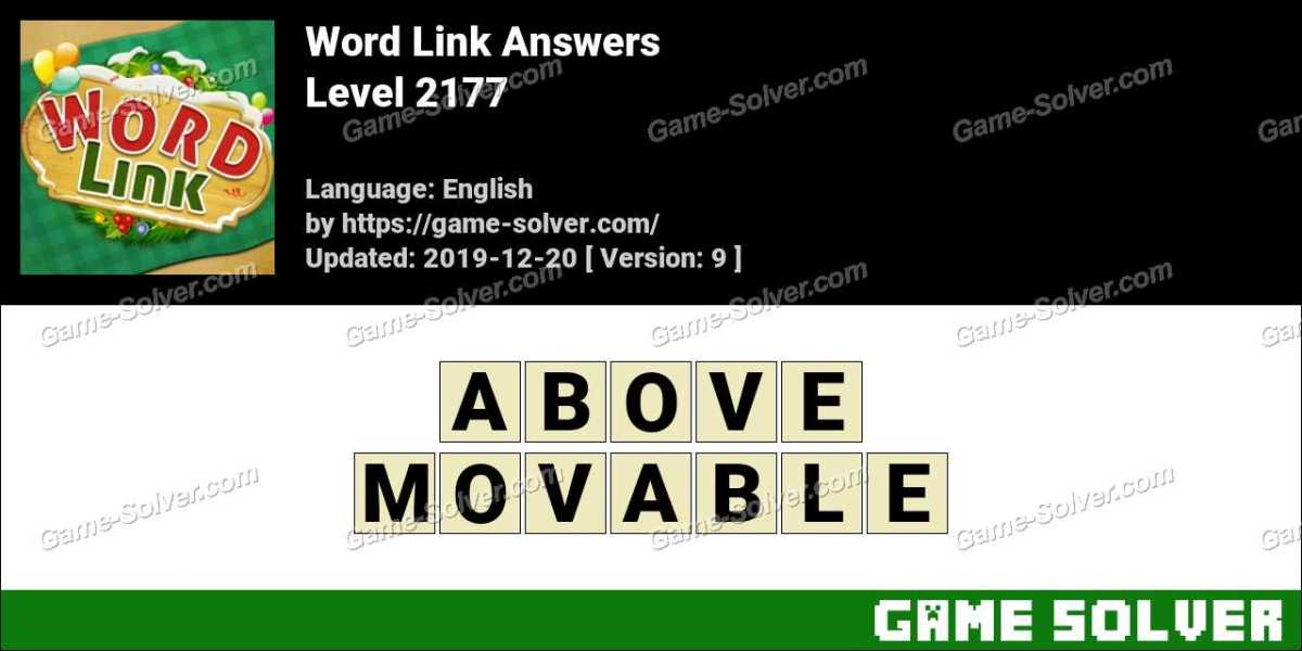 Word Link Level 2177 Answers