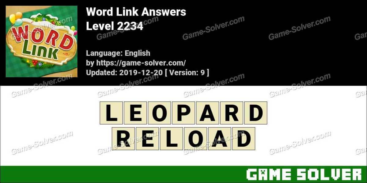Word Link Level 2234 Answers