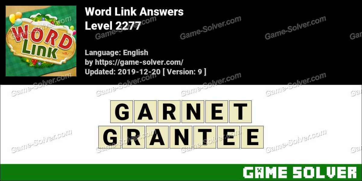 Word Link Level 2277 Answers